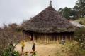 Traditonal Timorese house (Trevor Sharot, July 2018)